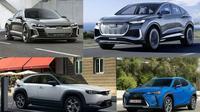 Ilustrasi mobil listrik yang dikabarkan rilis Februari 2021. (autocar.co.uk)