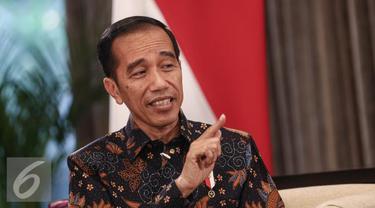 Soal Reshuffle Kabinet Ini Kata Presiden Jokowi