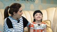 Ashanty dan Arsy (Youtube/The Hermansyah A6)