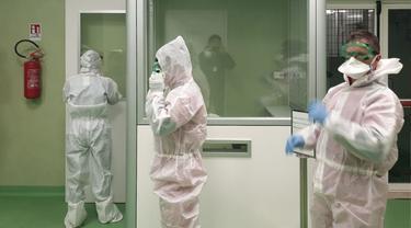Sejumlah Negara Antisipasi Penyebaran Virus Corona