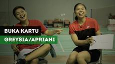 Berita Video Pebulutangkis Indonesia, Greysia Polii Dibuat Malu oleh Pasangannya