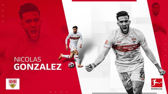Berita Video 5 Gol Terbaik dari Pemain VfB Stuttgart, Nicolas Gonzalez di Bundesliga Musim Ini