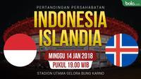 Indonesia Vs Islandia (Bola.com/Adreanus Titus)