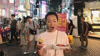 Street food di Seoul, Korea Selatan. (Instagram/heymstammm)