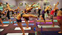 Bikram Yoga   via: bikramyogamountainview.com