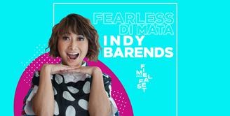 Fearless di Mata Indy Barends