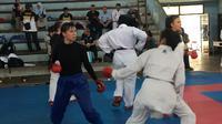 Cabang olahraga karate di Asian Games 2018 bakal berlangsung pada 25 hingga 27 Agustus mendatang. (Inkanas)