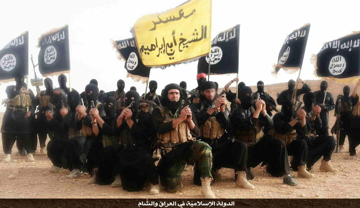 Ilustrasi ISIS | Via: istimewa