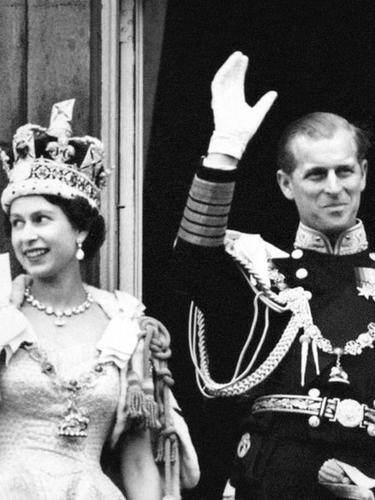 Foto Masa Muda Prince Philip