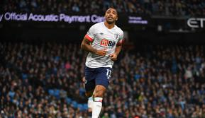6. Callum Wilson (Bournemouth) - 7 gol dan 4 assist (AFP/Paul Ellis)