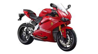 Moxiao 500RR Motor Jiplakan dari Ducati Panigale 959