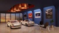 LEGO Porsche 911 Turbo dan Targa 911. (LEGO)