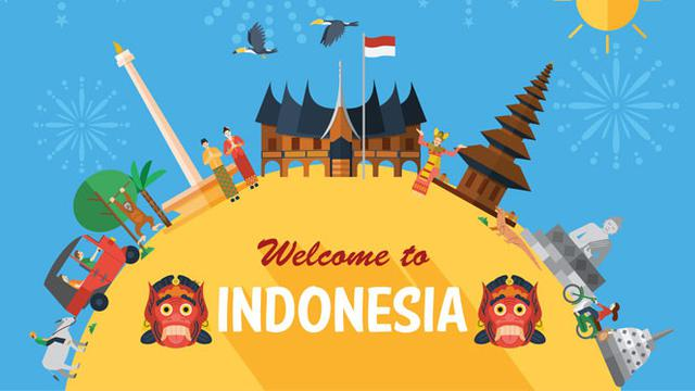 Wonderful Indonesia Jadi Tamu Kehormatan Di Perancis Lifestyle Liputan6 Com