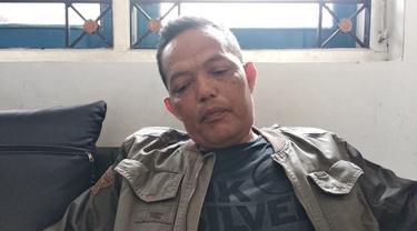 Kades Cimareme Jajang Haerudin, pelaku kampanye terselubung ajakan memilih Capres Jokowi di Garut