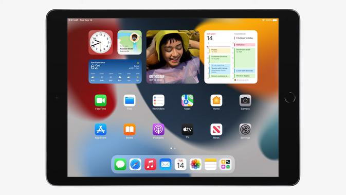 Apple meng-update seri iPad baru. (Doc: Apple)