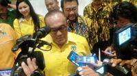 Ketua Umum DPP Partai Golkar, Aburizal Bakrie (Ical). (Liputan6.com/Dewi Divianta)