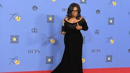 Oprah Winfrey pernah diancam oleh Keifen Bonvillain pada tahun 2007. Seorang mantan karyawannya membeberkan hal buruk mengenai Oprah dan Keifan pun merekamnya. (KEVIN WINTER / GETTY IMAGES NORTH AMERICA / AFP)