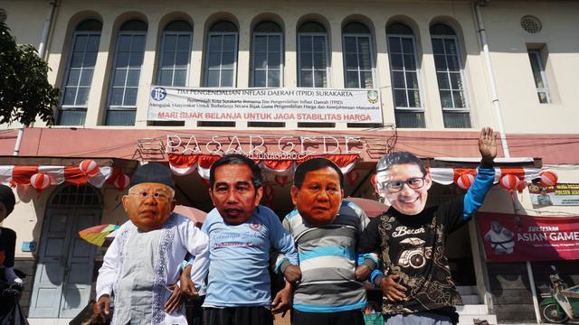 HEADLINE Adu Taktik Jokowi Vs Prabowo Efektif Gaet Milenial hingga