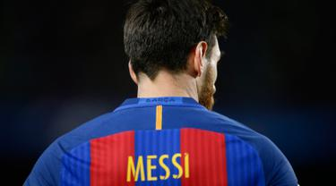 Paling Banyak Memenangkan Ballon d'Or. Dalam delapan tahun terakhir, Lionel Messi  mendominasi penghargaan Ballon d'Or atau Pemain Terbaik Dunia sebanyak lima kali. (AP Photo)