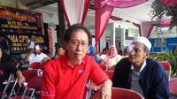 Direktur Sido Muncul Irwan Hidayat mengungkapkan alasannya gemar melakukan bakti sosial operasi katarak gratis (Liputan6.com/ Switzy Sabandar)