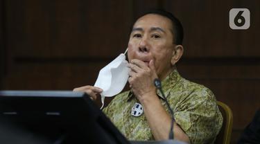 FOTO: Djoko Tjandra Jalani Sidang Lanjutan Suap Penghapusan Red Notice