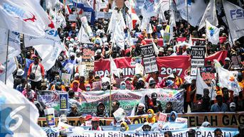 Ribuan Buruh Bakal Demo Selasa Besok, Tuntut UMK Naik 10 Persen di 2022