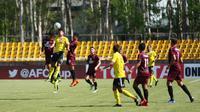 PSM Makassar saat melawan Kaya FC pada penyisihan Grup H Piala AFC 2019. (Bola.com/Dok PSM)