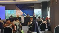 """Acara """"Menakar Solusi Industri Perunggasan"""" yang diselenggarakan oleh Institute for Development of Economics and Finance (INDEF) di Jakarta. Dok Kementan"""