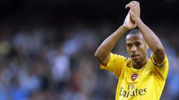 1. Thierry Henry (Arsenal) - 174 gol. (AFP/Andrew Yates)