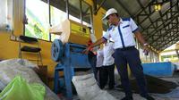 Program pembangunan tempat pengolahan sampah (TPS) yang menggunakan sistem reduce, reuse, recycle atau dikenal TPS-3R. (Dok Kementerian PUPR)