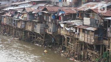 FOTO: Kemiskinan di Indonesia Naik Jadi 9,78 Persen Akibat COVID-19