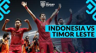 Berita video Stefano Lilipaly cetak gol, Timnas Indonesia menang 3-1 atas Timor Leste