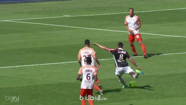 Tembakan akurat Pierre Lees-Melou menjadi satu-satunya pembeda saat Nice berhasilk amankan kemenangan 1-0 atas Montpellier.   Gol ...