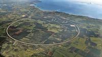 Sirkuit Nardo dengan lintasan melingkar sepanjang 12,6 kilometer kembali dibuka setelah direnovasi. (Carscoops)