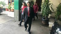 Mantan Menko Polhukam Wiranto, Jumat (13/12/2019). (Liputan6.com/ Putu Merta Surya Paloh)