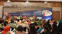 Cendikiawan sekaligus mantan Kepala Badan Pembinaan Ideologi Pancasila (BPIP), Yudi Latif menganggap ada dua faktor munculnya gelombang fasisme baik di dunia, maupun di Indonesia. (Yopi Makdori/Liputan6)