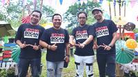 "Preskon single Wali band untuk sinetron ""bocah ngapa yak"" (Nurwahyunan/bintang.com)"
