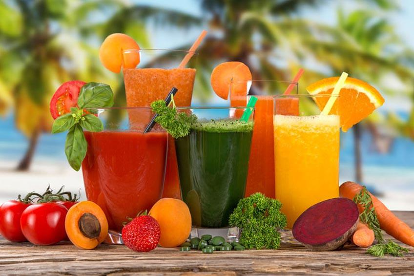 Efektifkah Detoks dengan Jus Sayur dan Buah?