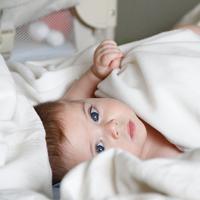 Biang keringat tak berbahaya, namun bikin bayi tak nyaman/copyright: unsplash/michal bar haim