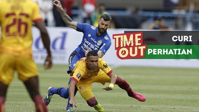 Berita video Time Out kali ini tentang 5 pemain asal benua Eropa yang akan mencuri perhatian pada Liga 1 2018.