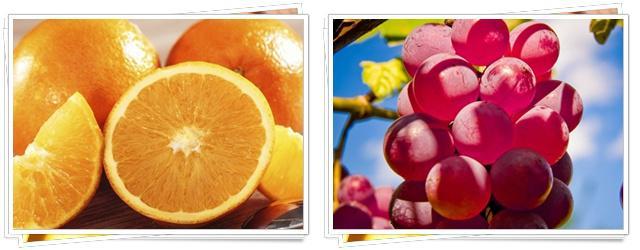 Jeruk dan anggur dipercaya bisa mengatasi masalah obesitas dan diabetes | Photo: Copyright Thinkstockphotos.com