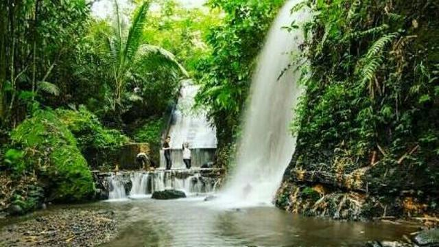 Pagi Di Lereng Merapi Bersama Salak Sungai Dan Tarian Regional