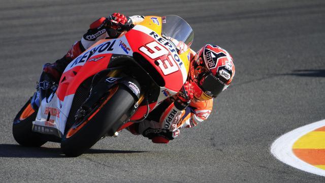 Marquez Juara Di Valencia Rossi Runner Up Motogp 2014 Bola Liputan6 Com
