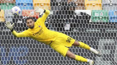 Gol Salto Ibrahimovic Bawa AC Milan Taklukkan Udinese