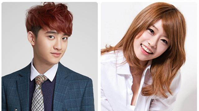 D o Exo dating sojin