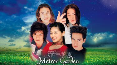 Soundtrack Drama Meteor Garden 2001 Vs 2018 Keren Mana News Entertainment Fimela Com
