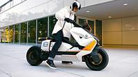 Skuter listrik BMW CE 04 siap masuk jalur produksi (autosportmotor)