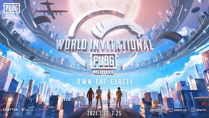 Tencent Gelar Turnamen PUBG Mobile World Invitational untuk Lawan Covid-19.