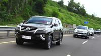 Toyota All New Fortuner yang bermesin Diesel 2,4 liter (Foto: TAM)
