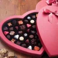 Cokelat dan Valentine's Day. foto: qraved